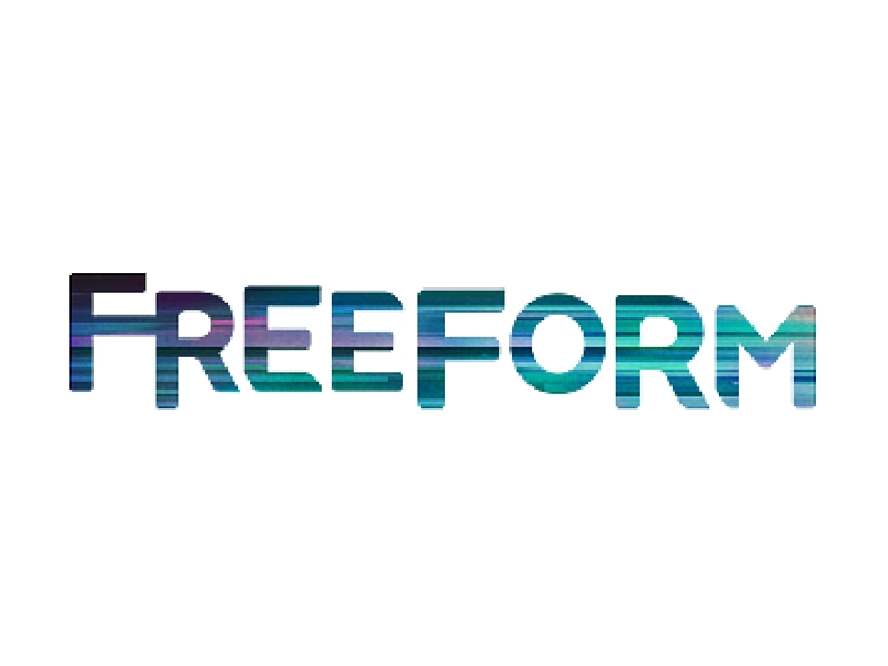 Freeform Over The Air Digital TV - Free form