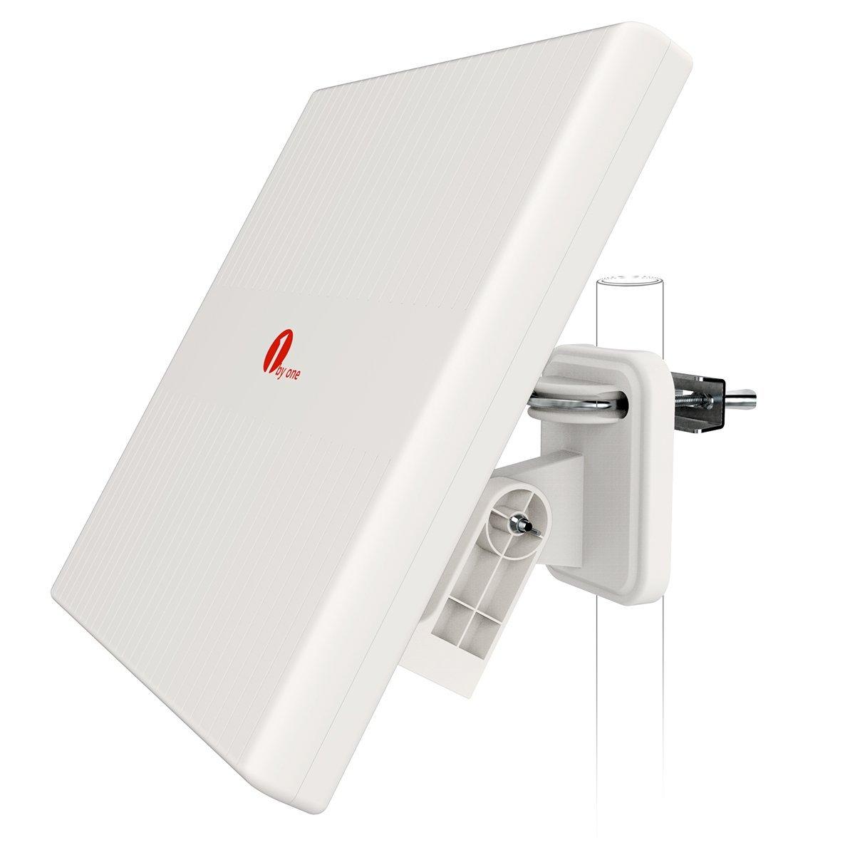 1byone Omni Directional Outdoor Antenna 60 Miles Range